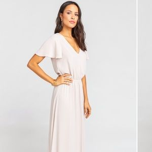 NWT Show Me Your MuMu Bridesmaids Dress
